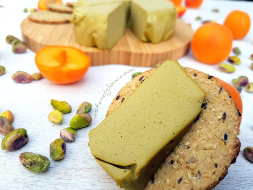 Pistachio Nut Cheese Vegan Dairy-free