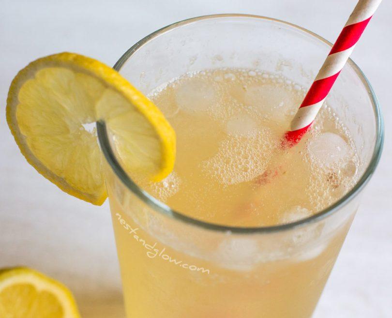 Apple Cider Lemonade Vegan