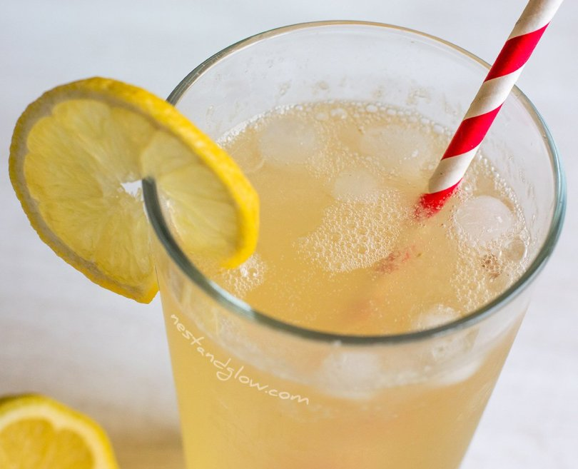 Apple Cider Lemonade Vegan