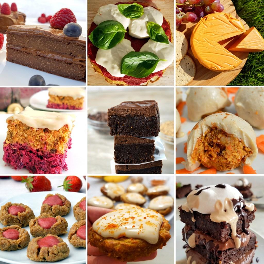 Healthy Recipe Index - Vegan, Plant-based & Gluten-free