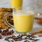 Pumpkin Spice Cashew Latte Recipe