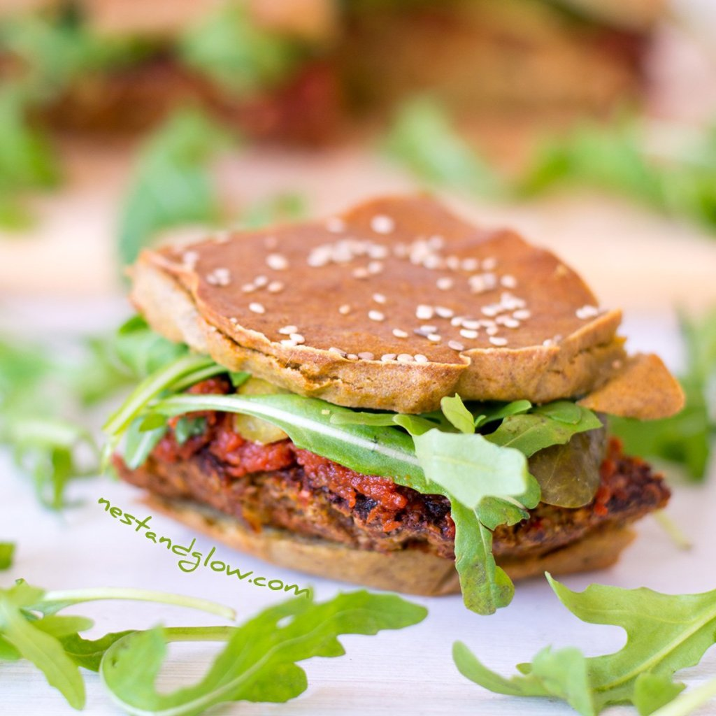 Quinoa Veggie Burger Sliders Easy Recipe