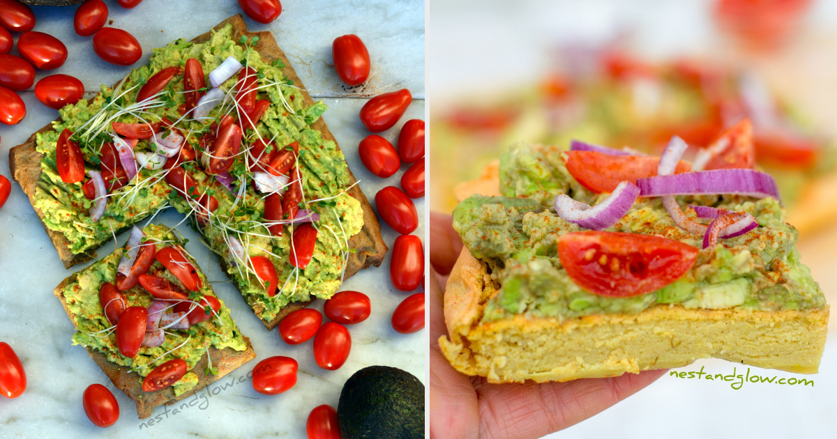 Avocado on Gluten-free Bread Recipes