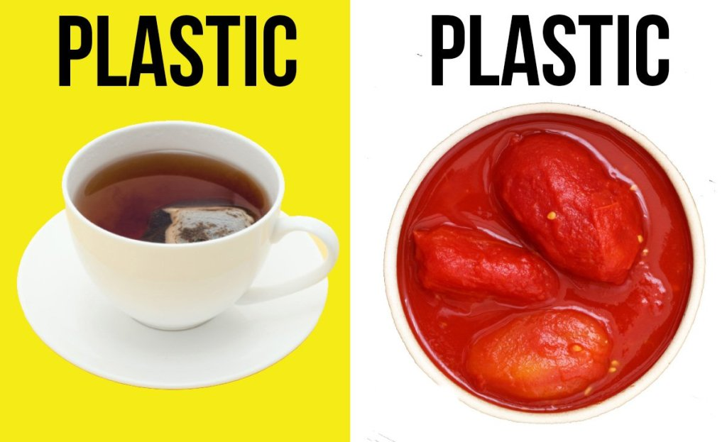 9 foods that contain plastic