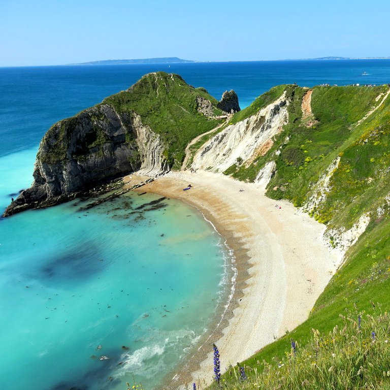 jurassic coast dorset uk