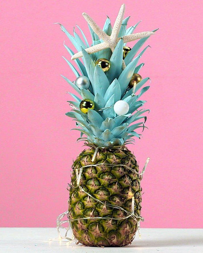 rough pineapple tree