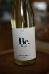 be bright wine