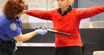 """Proof That Airport Screening Is Nothing More Than """"Security Theater"""""""