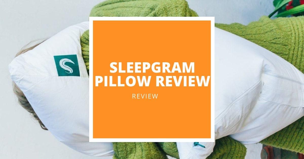 sleepgram pillow review 2021 a popular