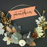 Fall And Thanksgiving Printable Wreath Banners Nest Of Posies