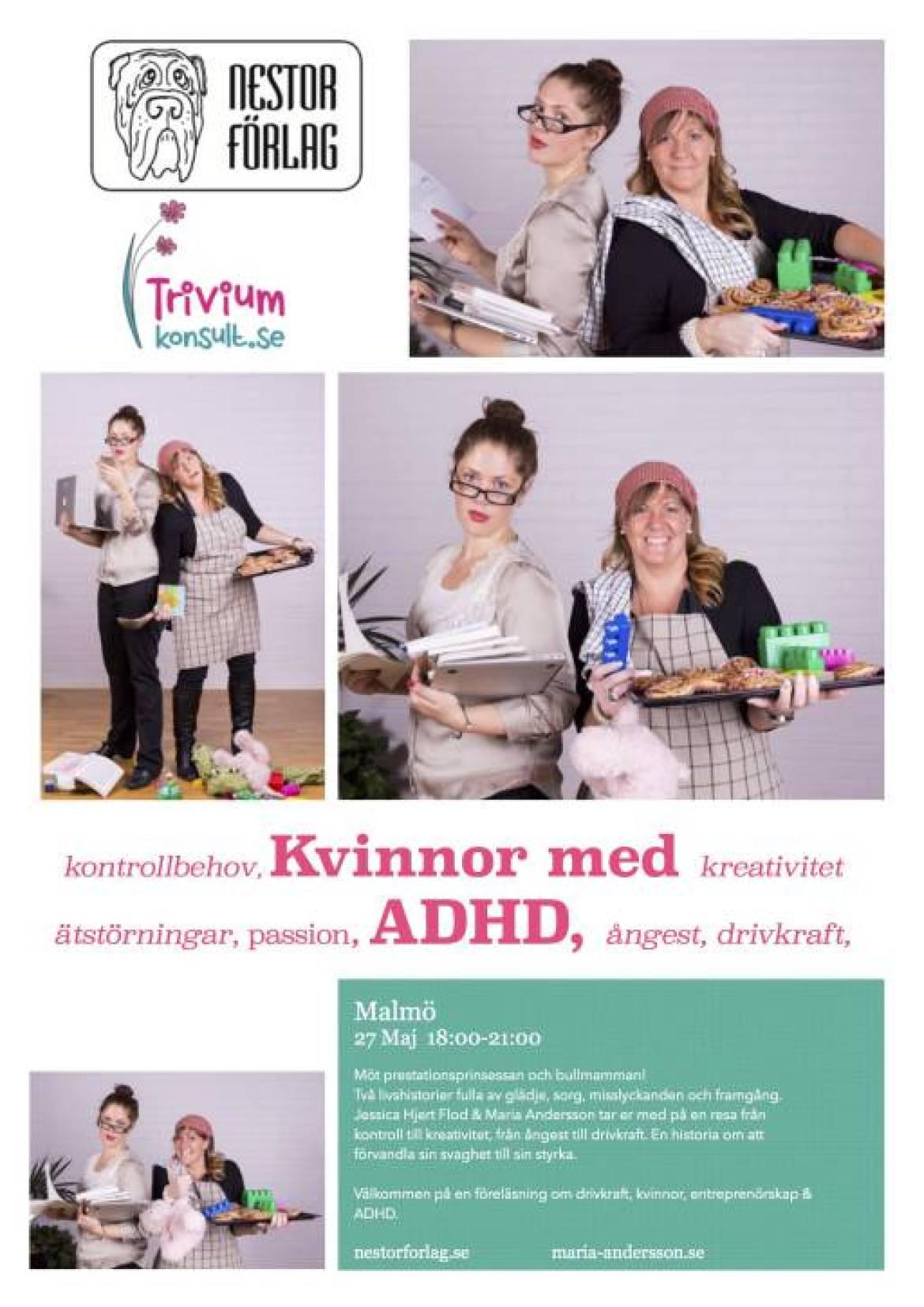 Kvinnor med ADHD