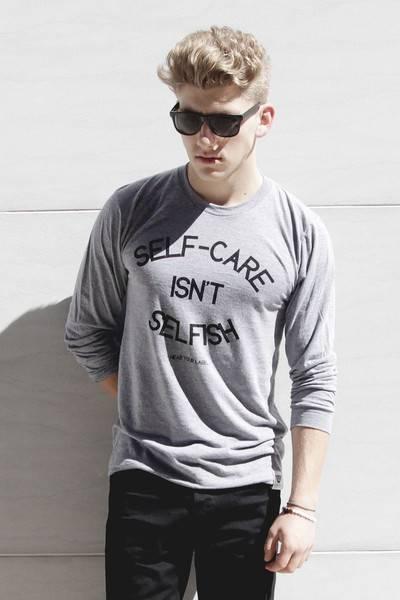 selfcare shirt