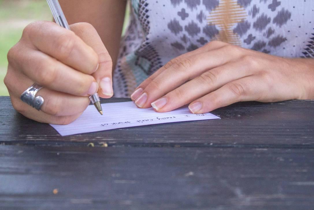 Nyfiken på skrivterapi?