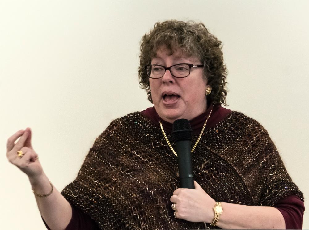 NEST Storyteller, Kate Dudding