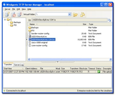 Best Free Tftp Servers For Windows Network Admin Tools