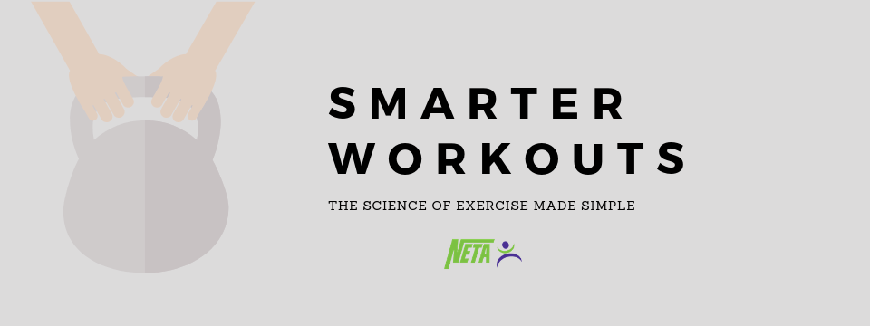 Work Smarter not Harder with NETA's Smarter Workouts