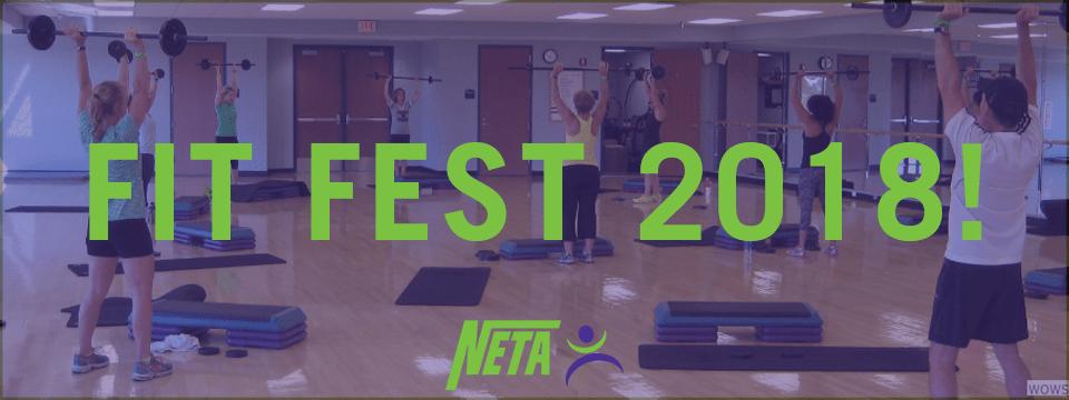 NETA Fit Fest 2018