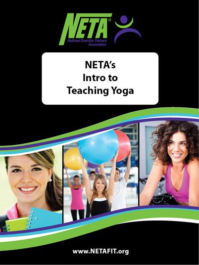 Neta S Yoga Teacher Training Neta National Exercise Trainers Association