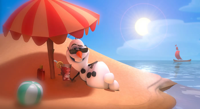 verano - olaf