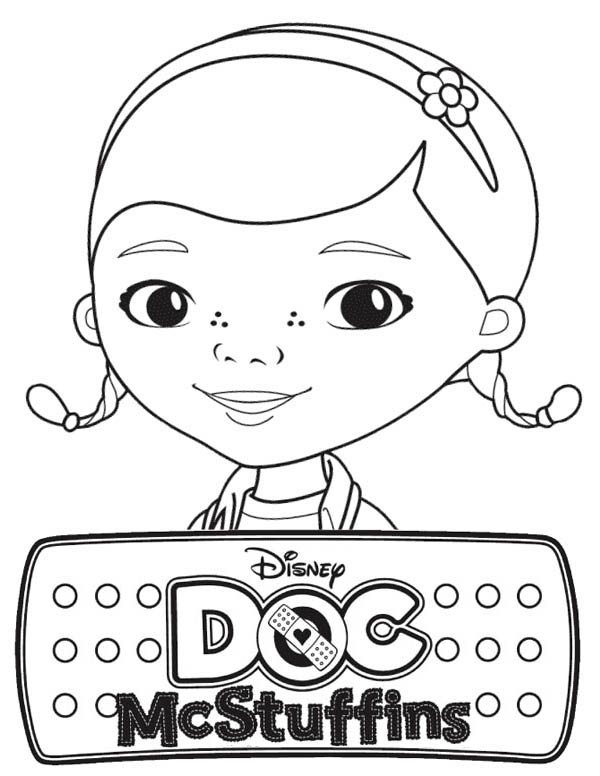 coloring page here home doc mcstuffins awesome doc mcstuffins coloring