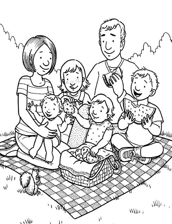 picnic pages holiday picnic