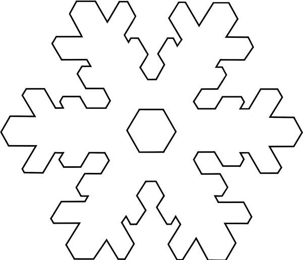 here home snowflakes snowflake stellarplate tactile coloring page