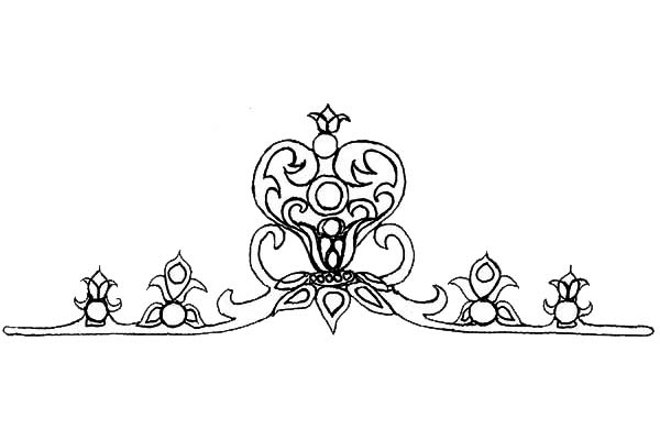 collection of princess crown coloring page  netart