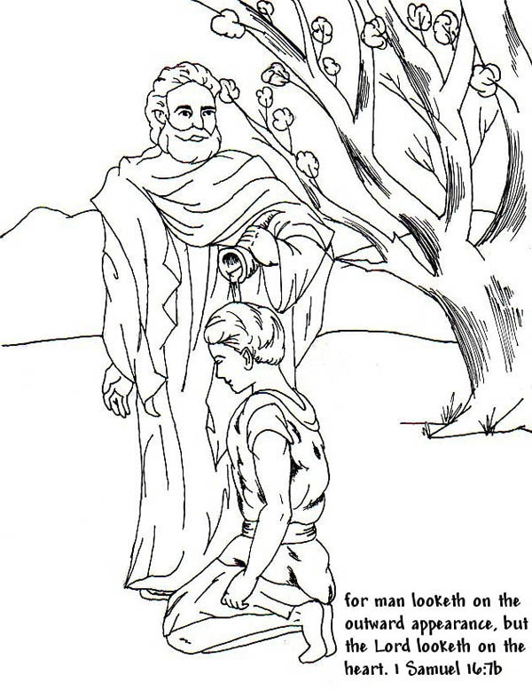 King Saul coloring page | Free Printable Coloring Pages | 778x600
