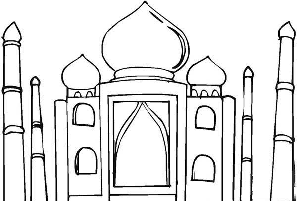 here home mumtaz mausoleum