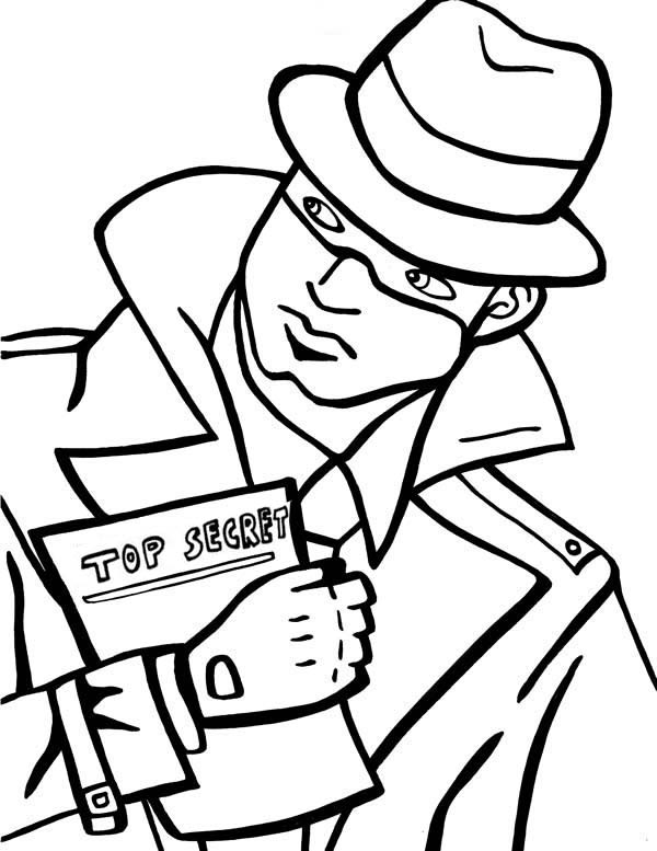 totally spies coloring pages  learny kids
