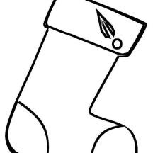 christmas stockings netart