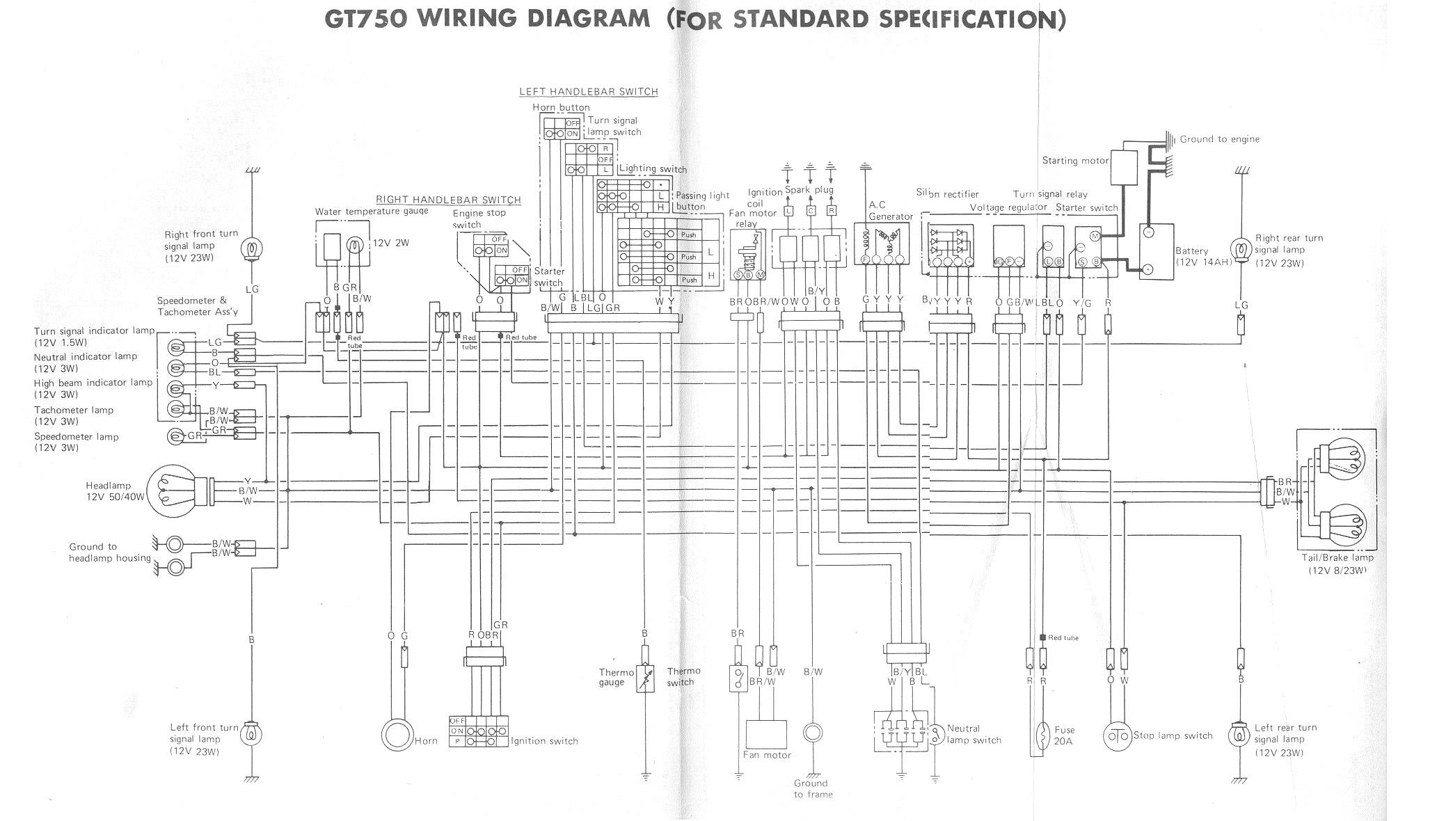 Gt750 Wireing 369kb