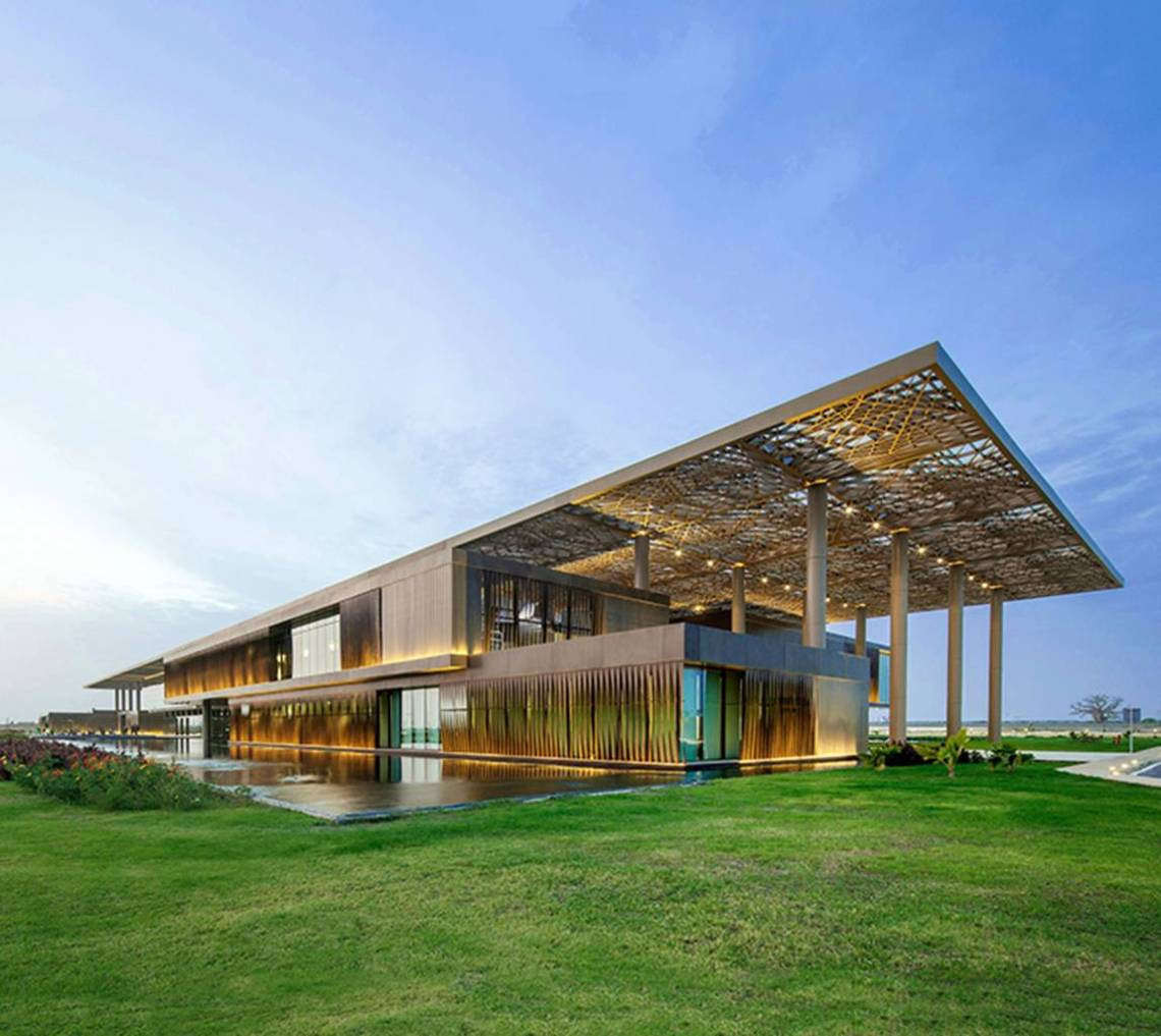 Ghana's One Airport Square shortlisted for Africa Architecture Awards