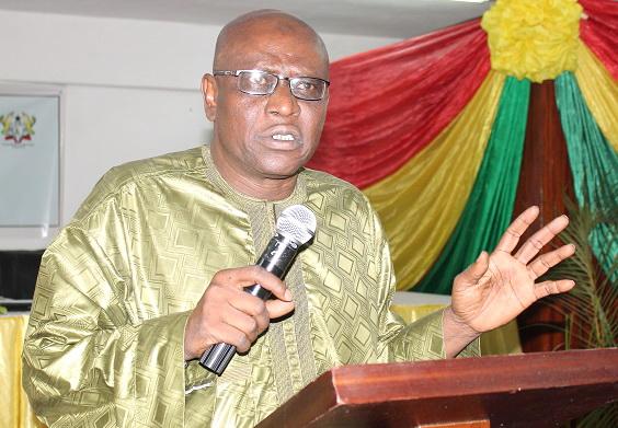 EC boss lying over GHS6m saga – Amadu Sulley