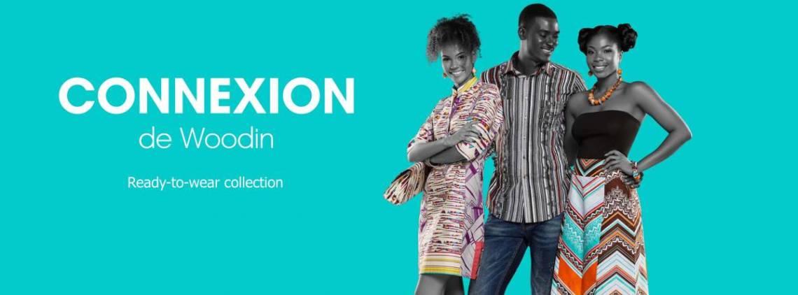 Edem Fairre Is The Brand Ambassador for Connecxion De Woodin Collection