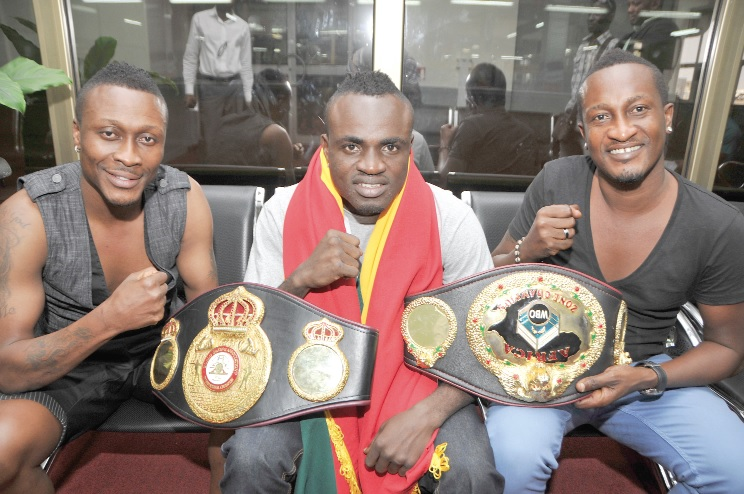 I'll beat'wee smoking' Country Man Songo for insulting us - Gameboy Tagoe
