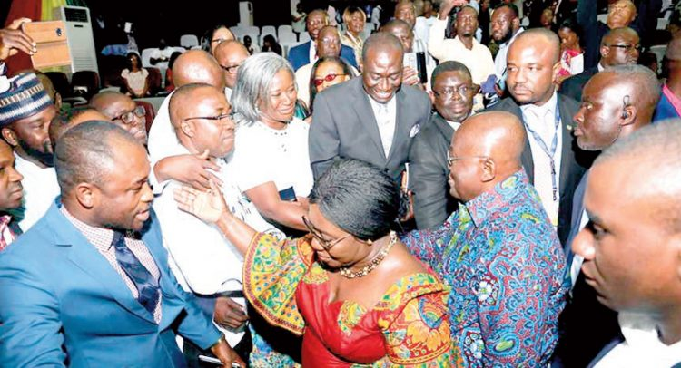 Prez. Akufo Addo implements ROPAL, Ghanaians abroad can vote now