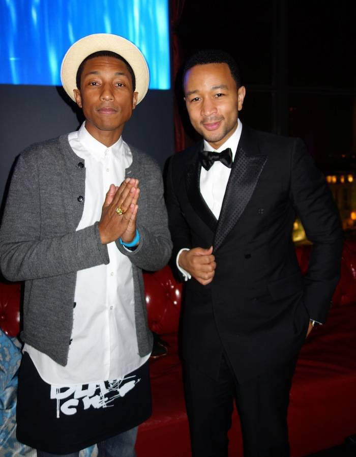 White Women Mistake Me For Pharrell - John Legend