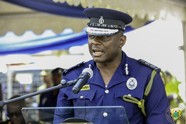 31 Police officers promoted to DCOPs; 7 to COPs