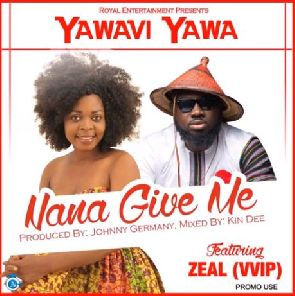 Former AIDS Ambassador Dzidzor Mensah rebrands as'Yawavi Yawa' the musician