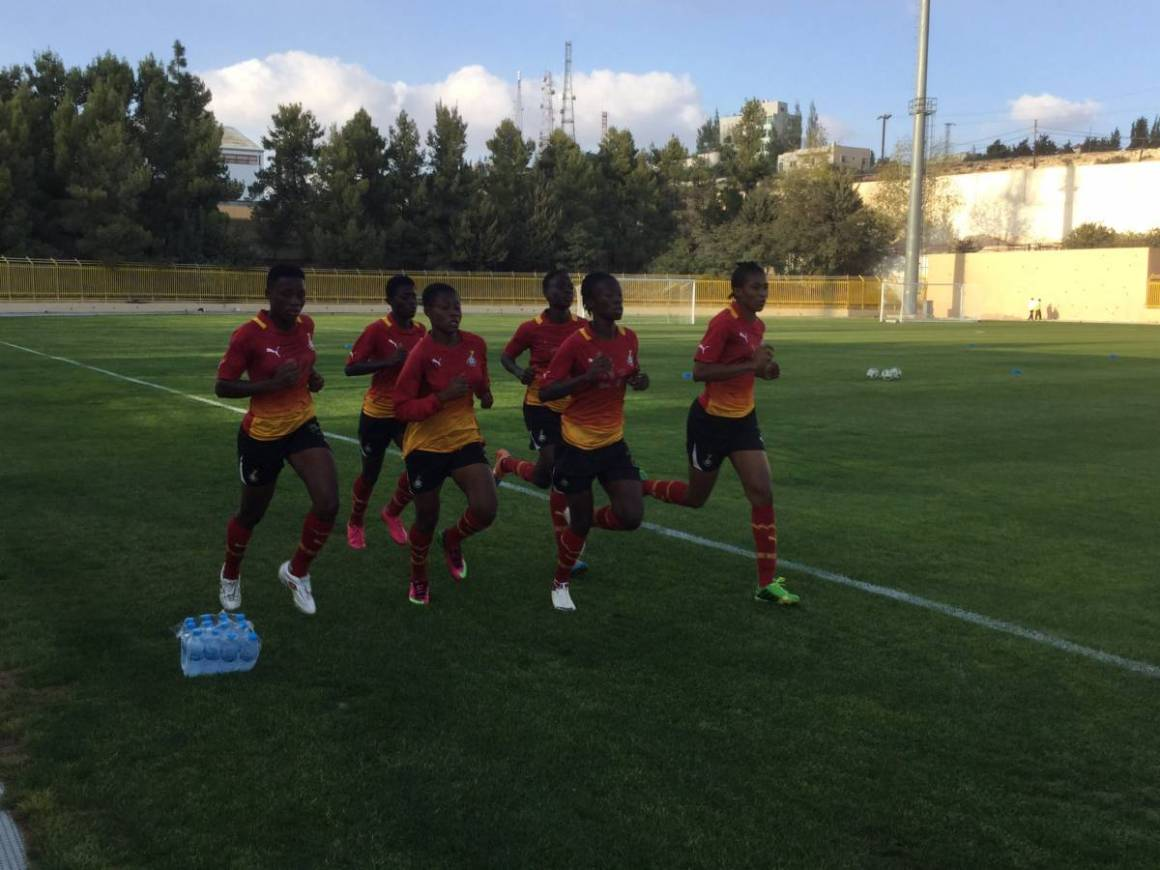 30 players invited to Black Princesses camp for World Cup preparations