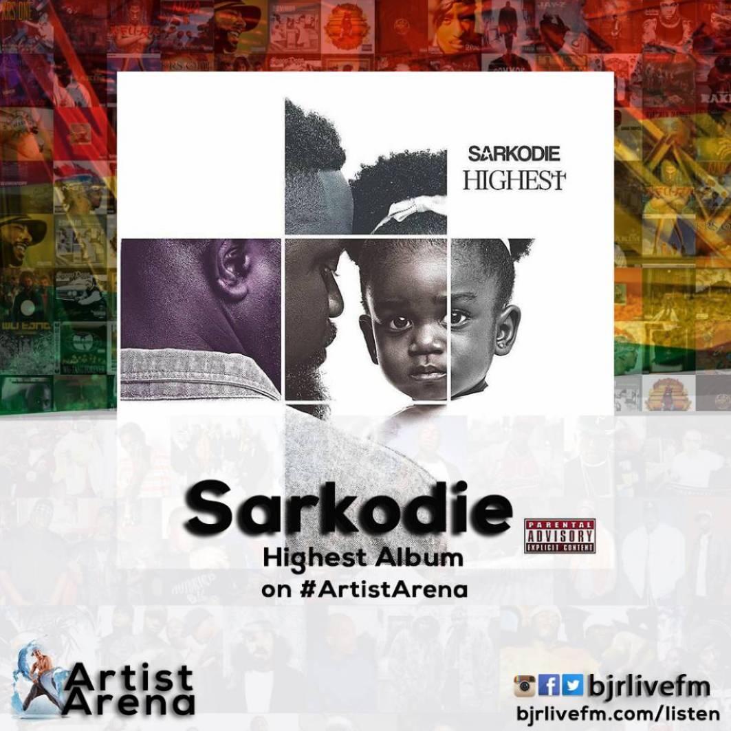 Africa's biggest rapper conceals feelings; shirk responsibilities in the Highest Album