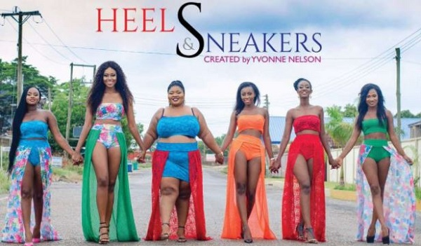 Yvonne Nelson's 'Heels and Sneakers' season 3 premieres on Saturday