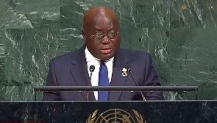Akufo-Addo's speech at 72nd session of UN General Assembly