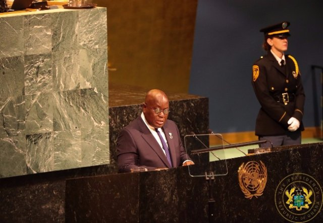 No Ghanaian must travel to seek better life – Akufo-Addo