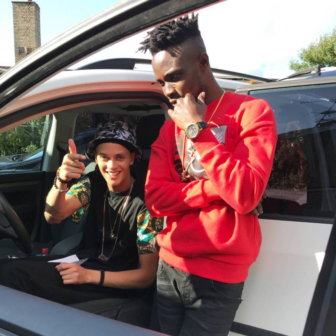 DXD set to release Move 2 D Vibe music video featuring Kaka (1)