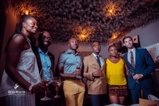 Rémy in the City! John Dumelo, Bola Ray, KOD, Others enjoy luxury cognac