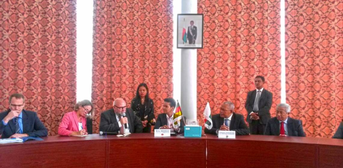 Siemens signs MoU with Madagascar to accelerate country's power generation