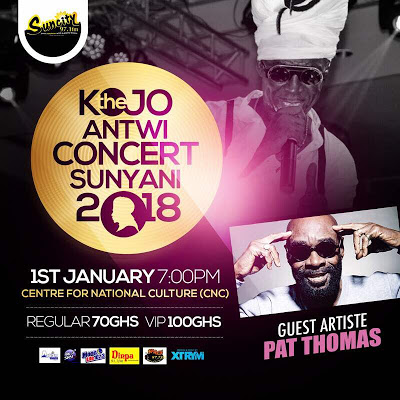 Kojo Antwi to release new song'Ankobra' at Precious gift of love concert