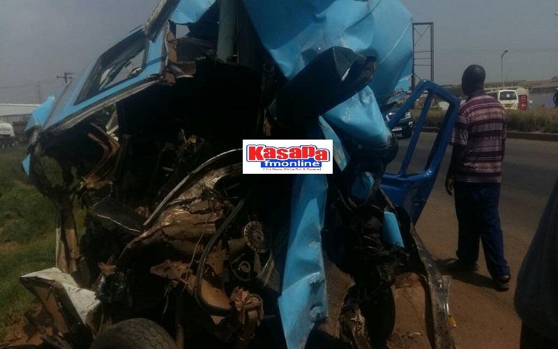 Cop, driver killed in bizarre accident